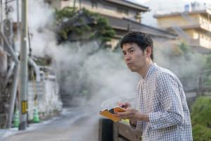 YUKOTABIに堀本裕樹出演の記事が掲載されました